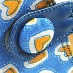 כחול רויאל מוברש 140+לבבות כחול 856