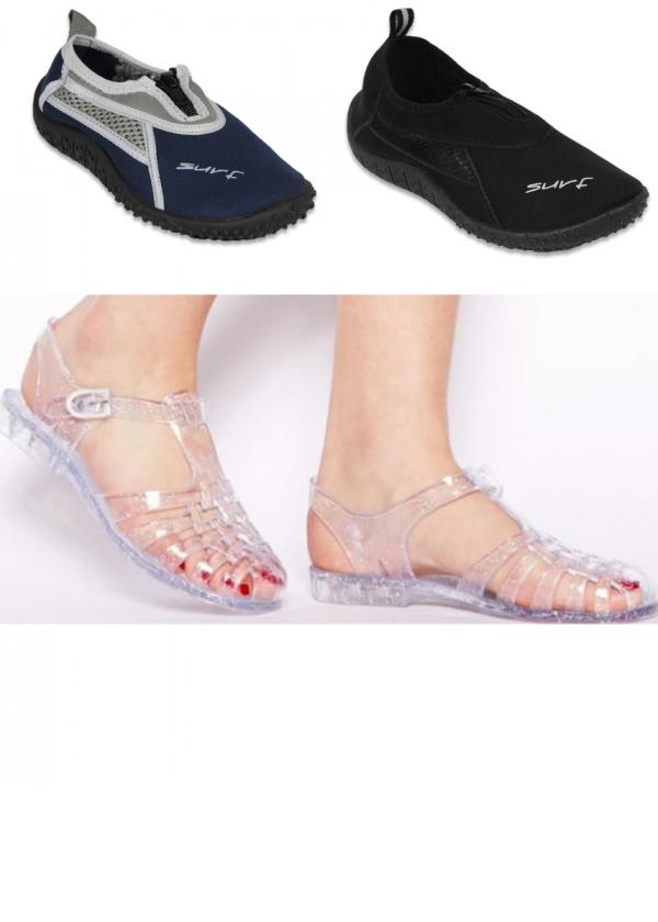נעלים למים לכל המשפחה
